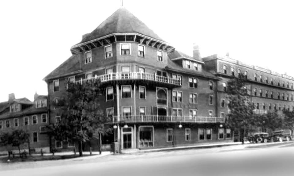The Victoria Hotel, 1928