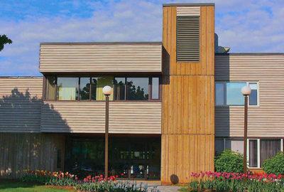 PEI Farm Centre exterior