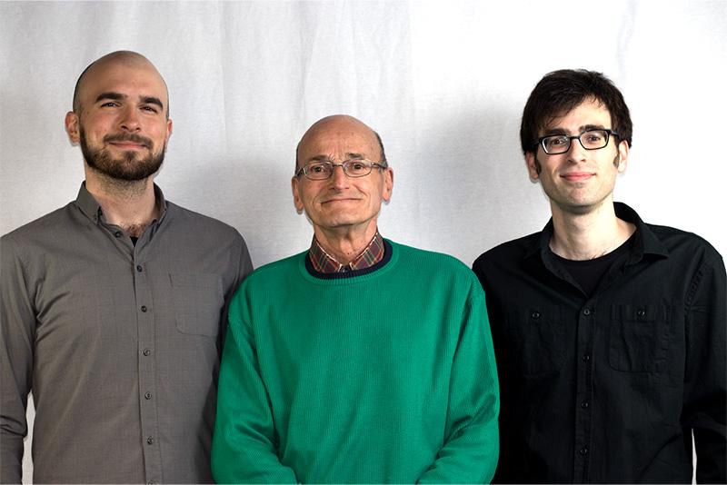 Profile picture of Hugo Rousseaux-Bridle, Allan Bridle, Maxime Rousseaux-Bridle
